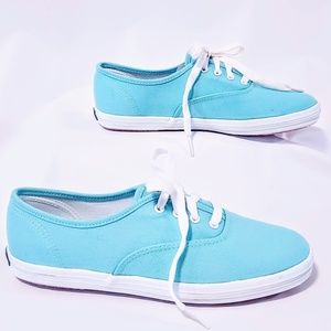 Keds Shoes - Keds, Aqua size 6M Champion sneakers NWOB🆕🦄
